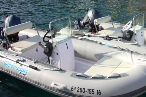 RIB & Watersport Charter