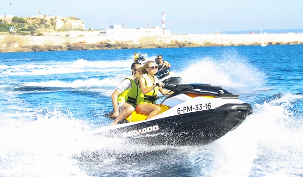 Jetski Exkursion Mallorca Water Sport Center